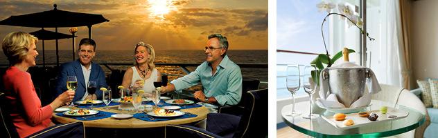 World Cruising - Courtesy of Oceania Cruises