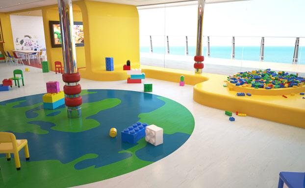 MSC Cruises Kids Program