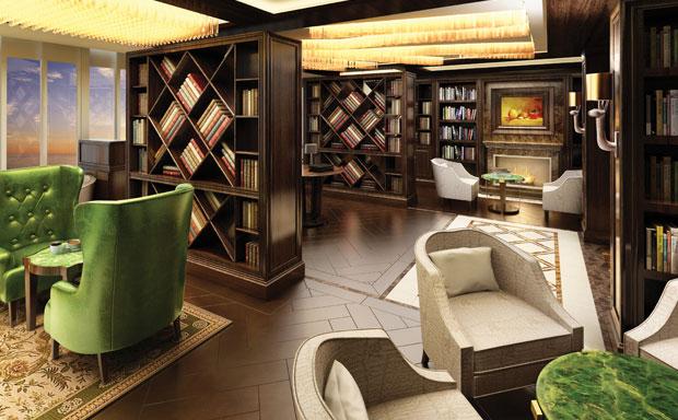 Seven Seas Explorer Library