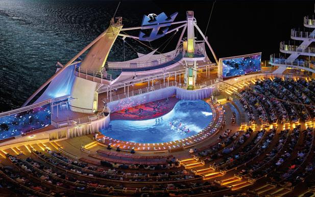 Harmony of the Seas - Entertainment