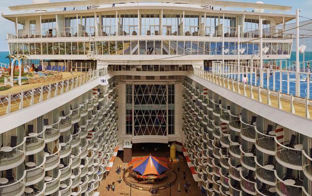 Harmony of the Seas - Staterooms