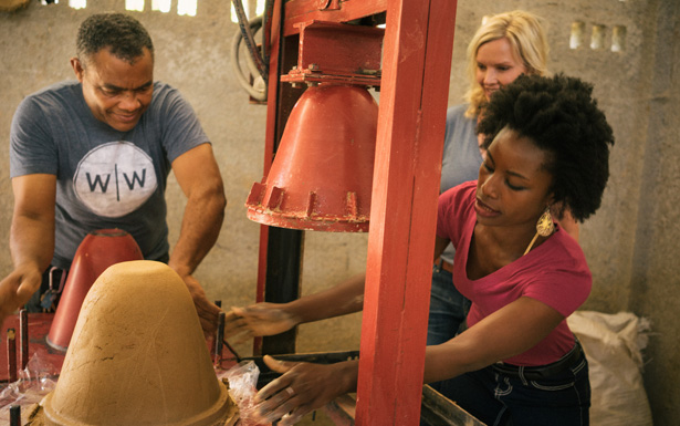 Fathom - Dominican Republic water filter production
