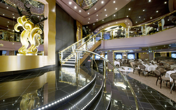 MSC Divina Main Restaurant