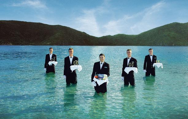 Seabourn Crew