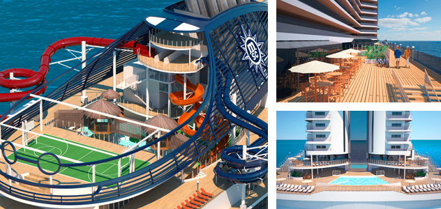 New Cruise Ships Debuting in 2017 | The Cruise Web