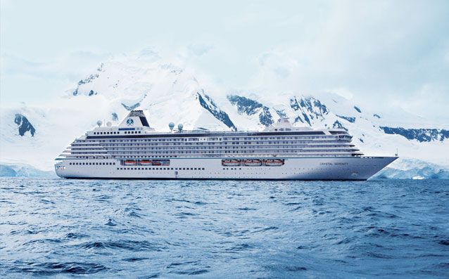 Crystal Serenity - Northwest Passage