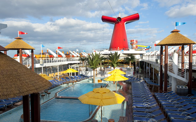 Carnival Sensation Updated With New Food And Beverage