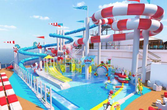 Carnival Horizon- Dr. Suess Waterpark