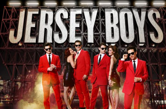 """Jersey Boys"" on Norwegian Bliss"