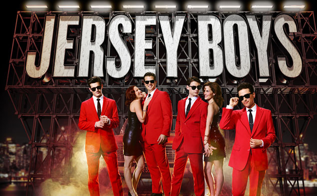 """Jersey Boys"" on Norwegian Bliss"