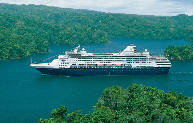 Holland America Line - ms Veendam