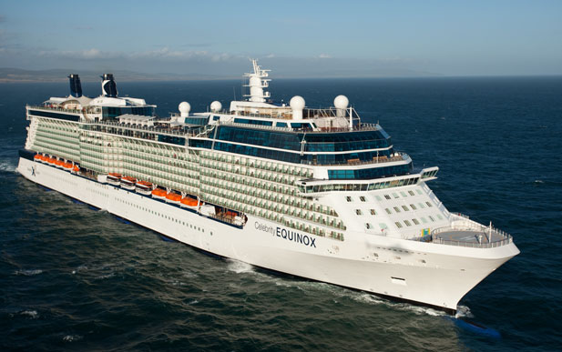 The Celebrity Equinox ship is where the Mindful Dreams treatment can be found.