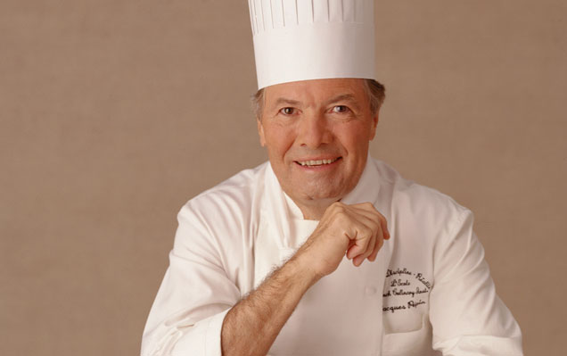La Cuisine Bourgeoise was created by famous French chef Jacques Pepin.
