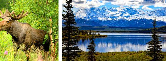 Cruisetour to Alaska