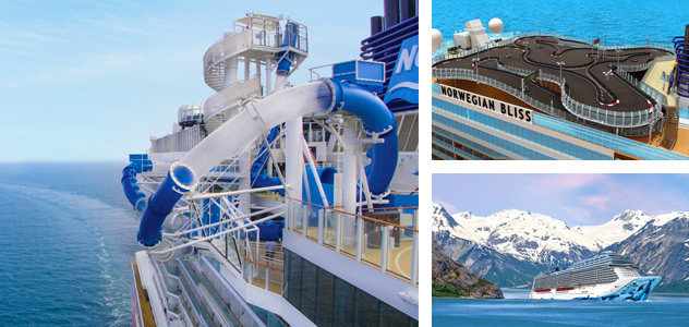 Norwegian Bliss - Courtesy of Norwegian Cruise Line