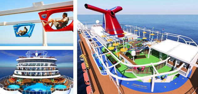 New Cruise Ships Debuting In 2018