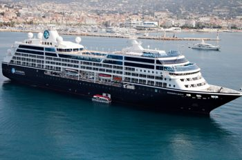 All three Azamara Club Cruises ships, Azamara Quest, Azamara Journey, and Azamara Pursuit, will debut the new onboard entertainment in 2018.