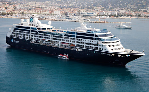 Azamara Club Cruises Announces New Onboard Entertainment