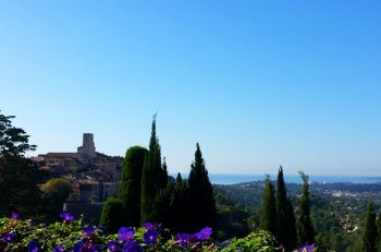 One of the new Celebrity Discovery Collection tours takes guests to St. Paul de Vence in France.