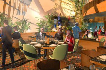 Eden Restaurant will be one of the new restaurants on Celebrity Edge.