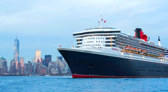 Cunard's Queen Mary 2 will host the special transatlantic sailings honoring World War 2 veterans.