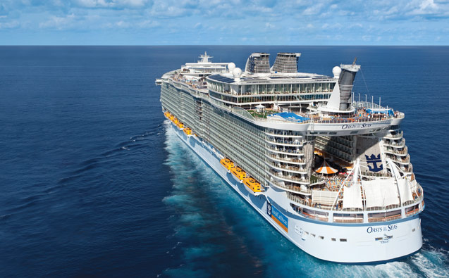 Oasis of the Seas from Royal Caribbean features many autism-friendly programs and products for families.