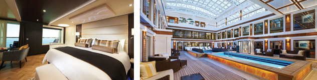 Haven Suite and Pool