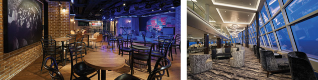 Cavern Club and Observation Lounge