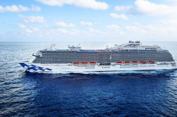 Princess Cruises will be adding new ships including Sky Princess and two just announced.