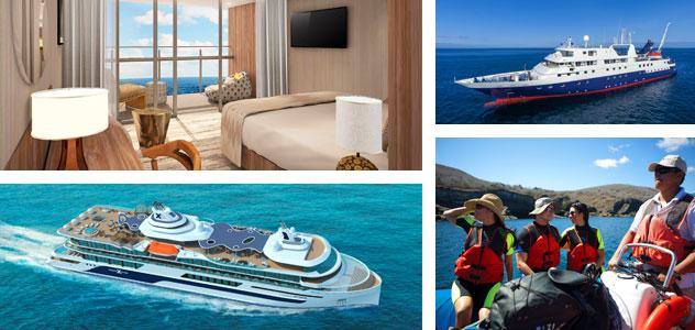 Galapagos Cruising with Celebrity Cruises
