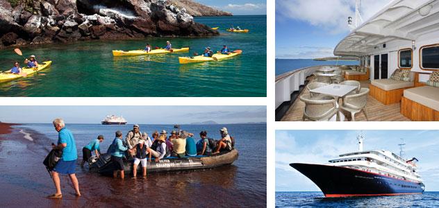 Galapagos Cruising with Silversea Cruises