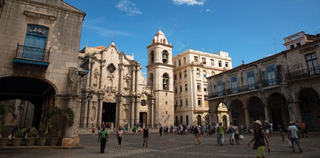 Havana, Cuba - Courtesy of Silversea Cruises