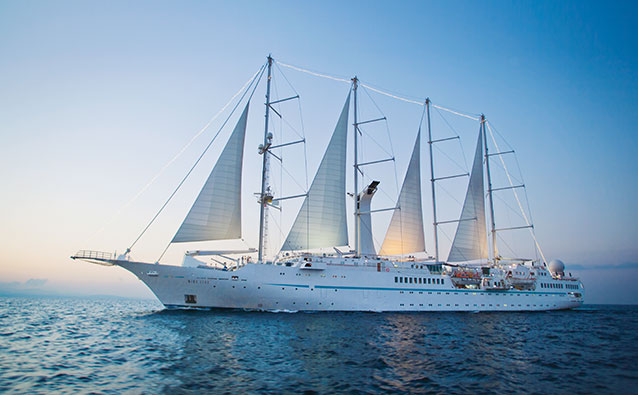 Windstar Cruises' Wind Spirit