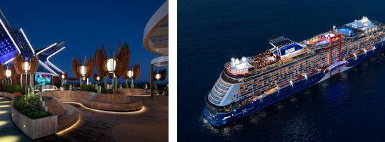 Celebrity Edge - Courtesy of Celebrity Cruises