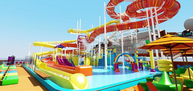 Carnival Panorama WaterWorks