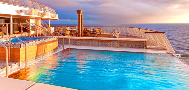 Viking Jupiter Infinity Pool