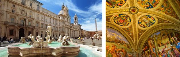 Tour Rome with Monograms
