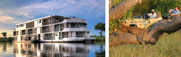 AmaWaterways Africa River Cruise Scenery