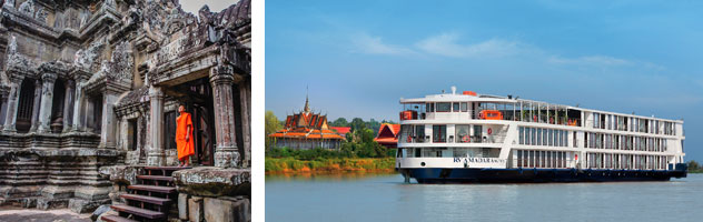 AmaWaterways Southeast Asia River Cruise Scenery