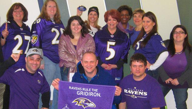 Ravens pride!