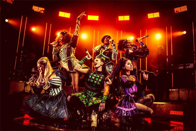 "Norwegian Cruise Line's ""SIX: The Musical"""