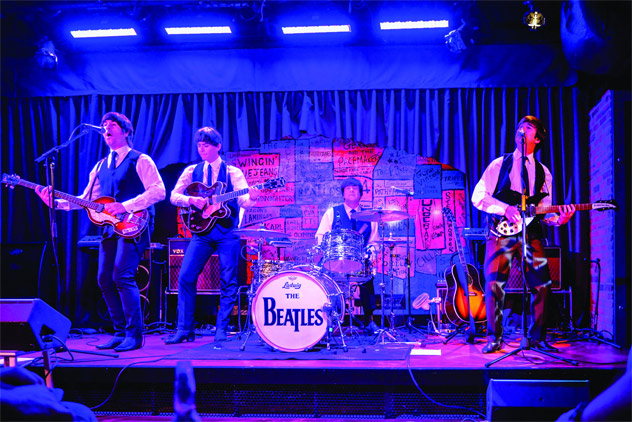 The Cavern Club Aboard Norweigan Cruise Line