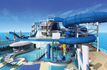 Norwegian Encore Aqua Park