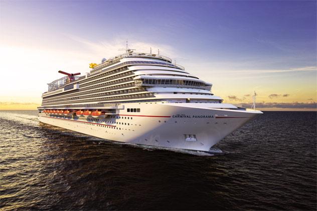 Carnival Cruise Line's Carnival Panorama