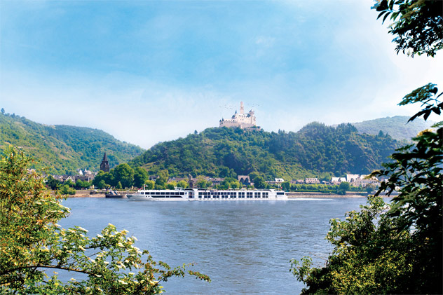 Uniworld Boutique River Cruises Rhine River