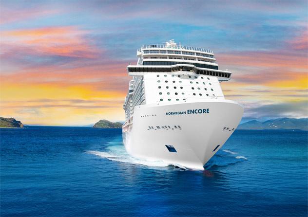 Norwegian Cruise Line's Norwegian Encore