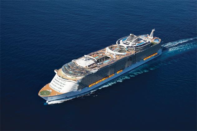 Royal Caribbean International's Oasis Class Ship