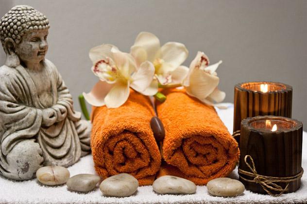 Spa and Wellness Meditation