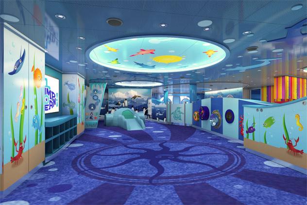 Carnival Cruise Line Camp Ocean