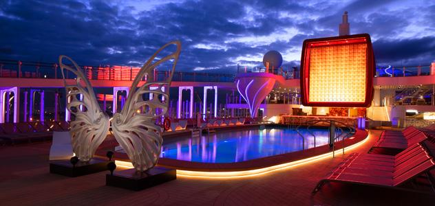 Celebrity Apex Resort Pool Deck